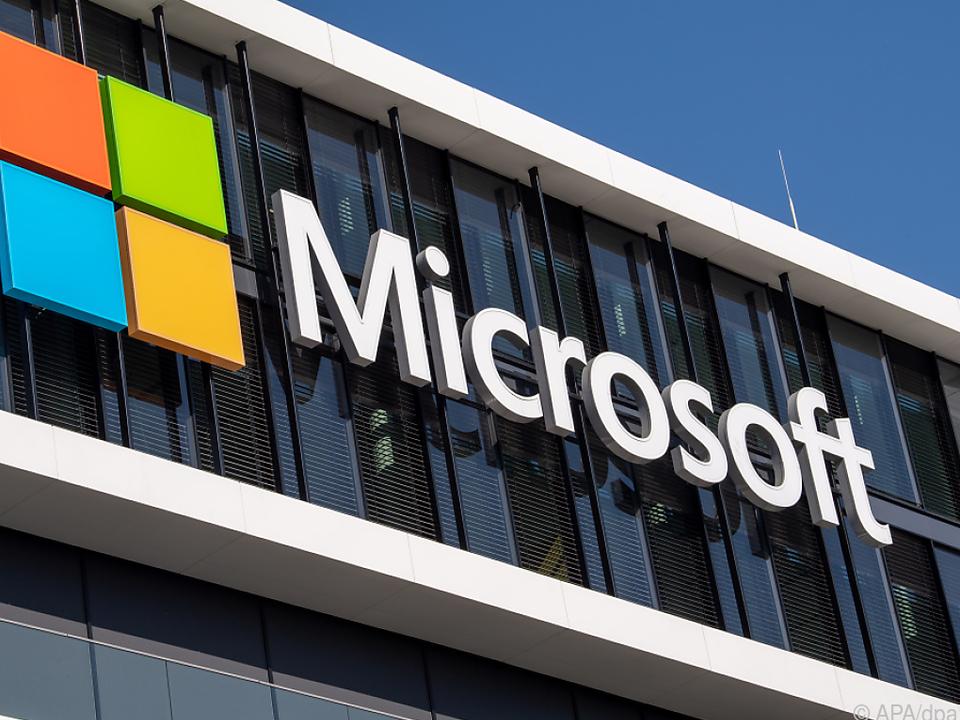 Cloud, PCs und Gaming treiben Geschäft des Software-Riesen an
