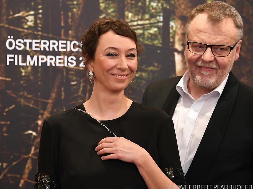 Das Präsidentenduo der Filmakademie freut sich auf die Gala 2021