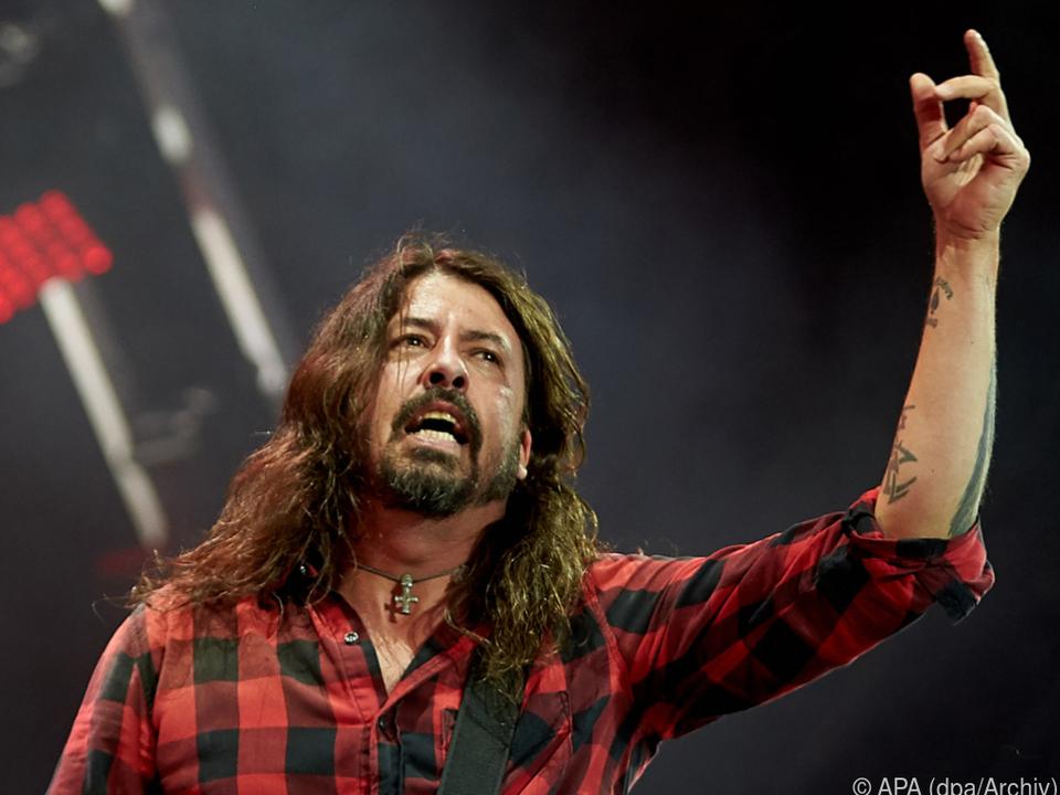 Der Frontmann der Foo Fighters hat seine Memoiren geschrieben