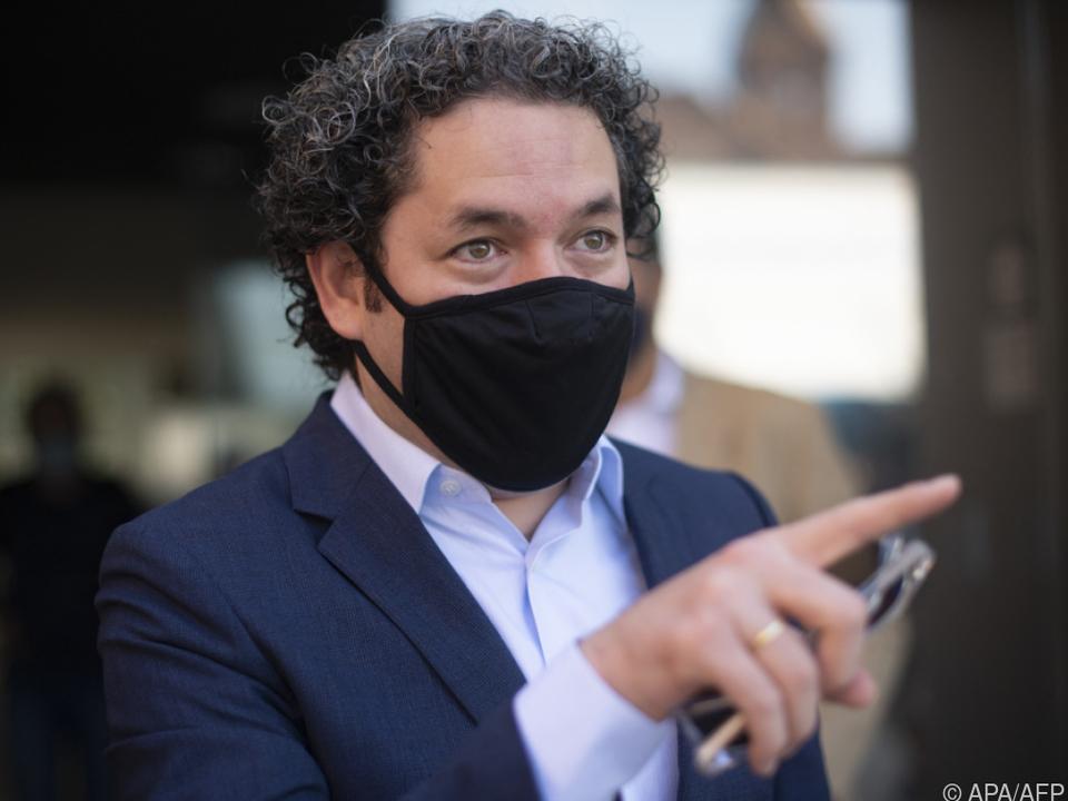 Der künstlerische Weg weist Gustavo Dudamel künftig nach Paris