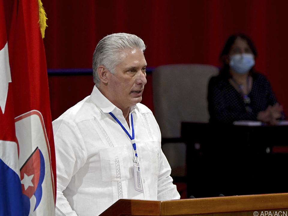 Der neue starke Mann Kubas