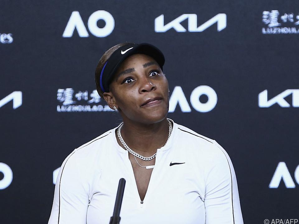 Der US-Tennisstar hat viele Geschichten zu erzählen