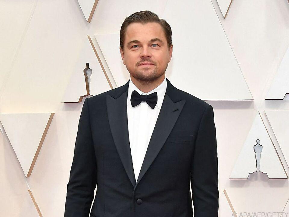 DiCaprio will Rechte für kürzlich ausgezeichnete Sozialsatire