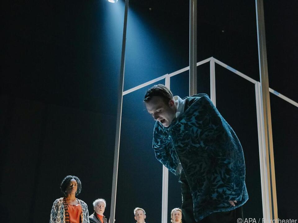 Die Burgtheater-Produktion \