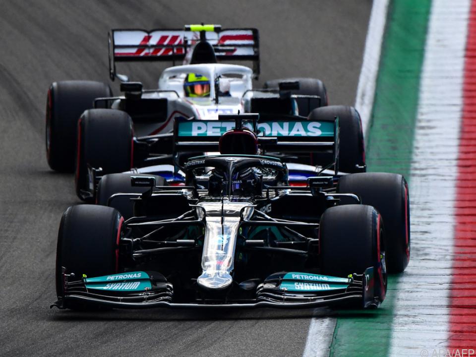 Die Formel 1 testet bei drei Qualifyings ein neues Sprint-Format