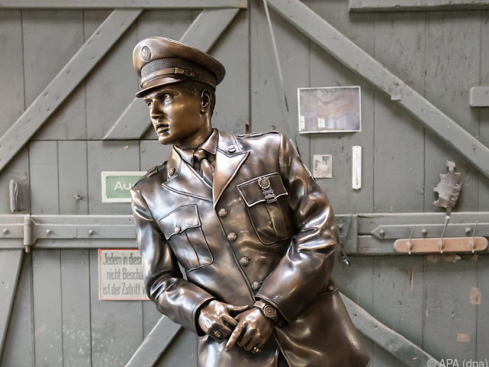 Die Statue wurde im Oktober fertiggestellt