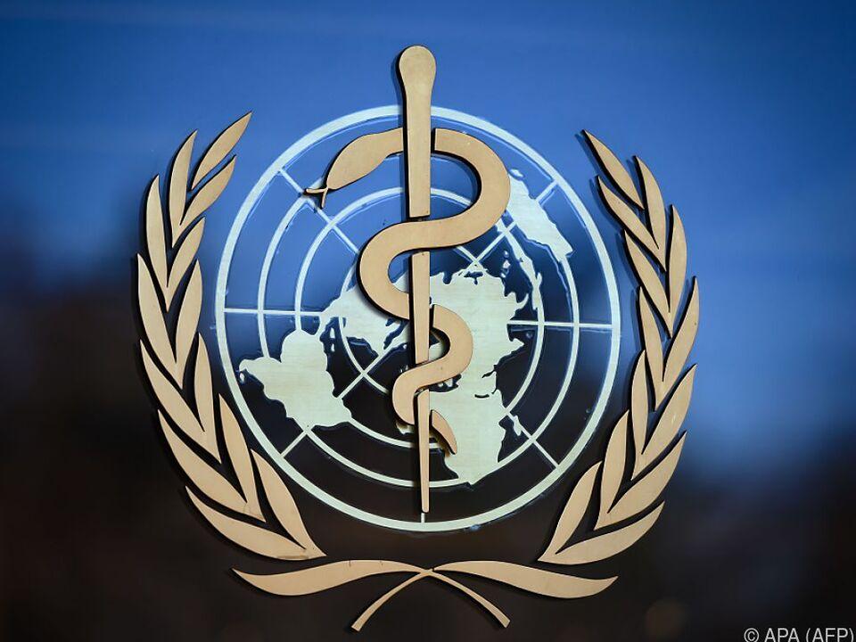 Die WHO verfügt noch nicht über ausreichende Daten