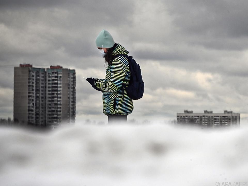 Die Zahlen bleiben hoch - unter anderem in Russland