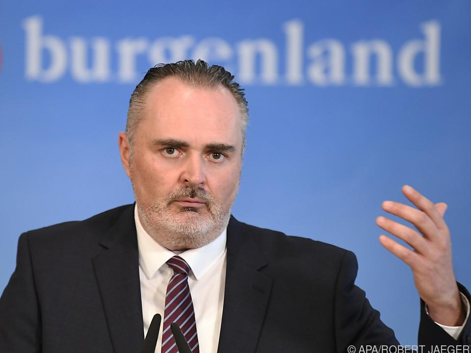 Doskozil geht mit Burgenland anderen Weg als Wien und NÖ