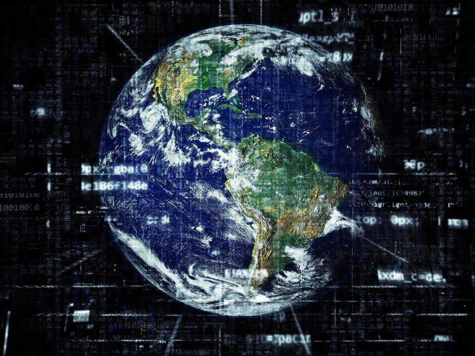 Globalisierung Erde
