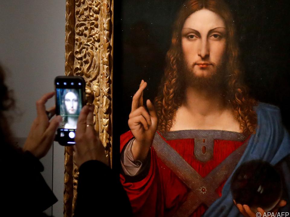 Ein da Vinci oder kein da Vinci? Das ist hier die Frage...