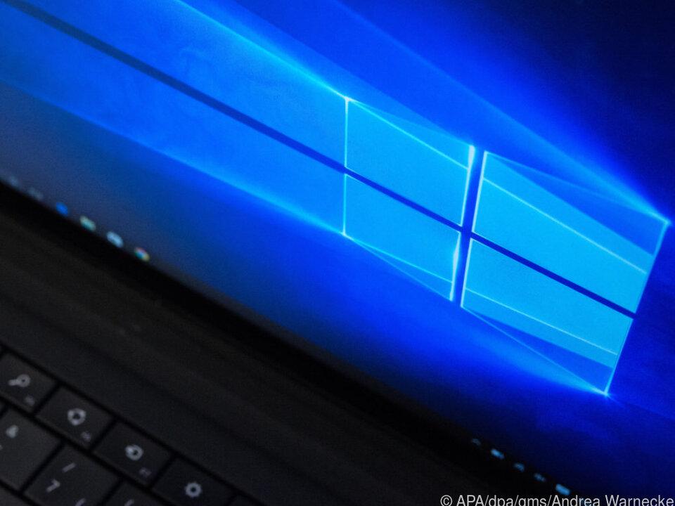 Ein Notweg kann bei Windows zum gewünschten Bildschirmhintergrund führen