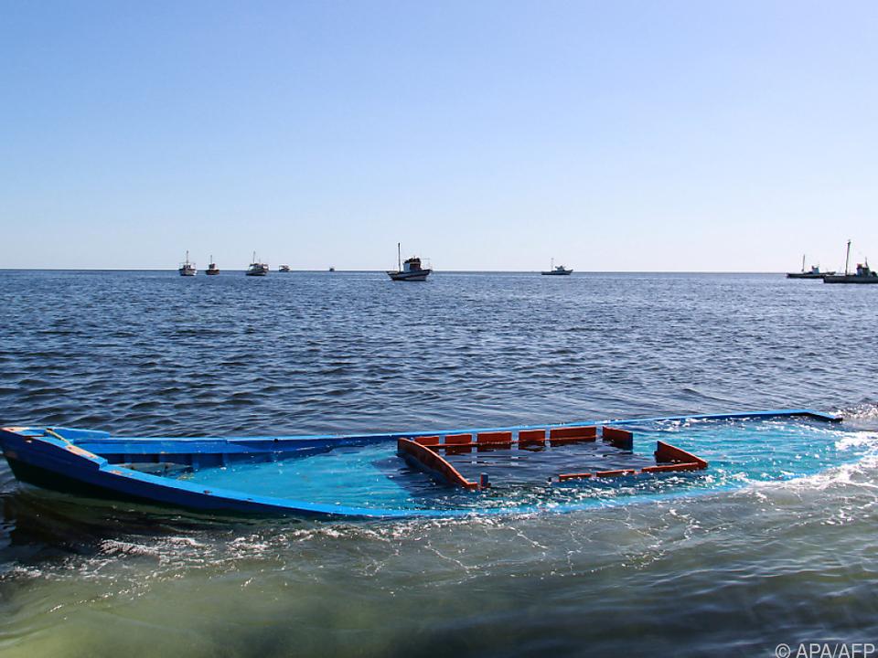 Erneut ein Schiffsunglück im Mittelmeer (Archivbild)