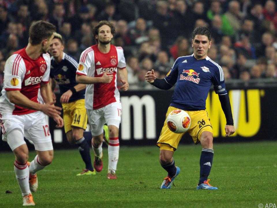 Europacup-Märchen: Salzburg gewann 2014 in Amsterdam 3:0