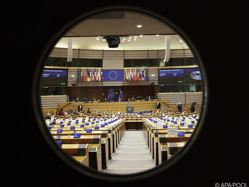 Europaparlament befindet über Post-Brexit-Handelspakt