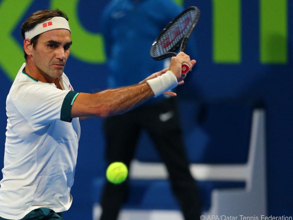 Federer tritt in Rom nicht an (Archivbild)