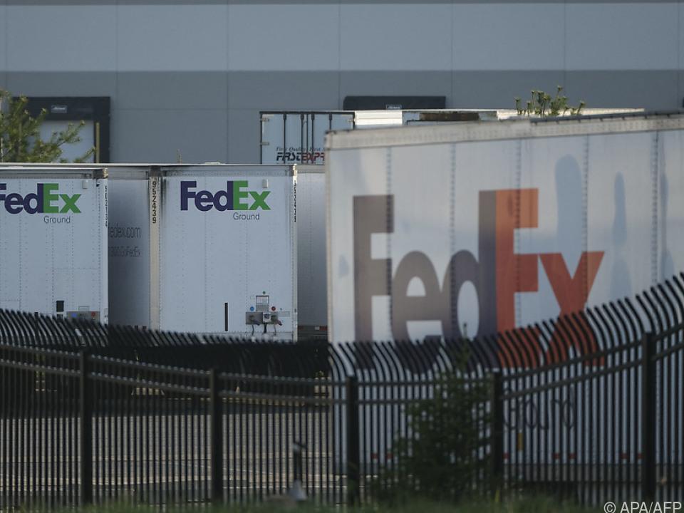 FedEx-Paketzentrum in Indianapolis war Ziel von Todesschützen