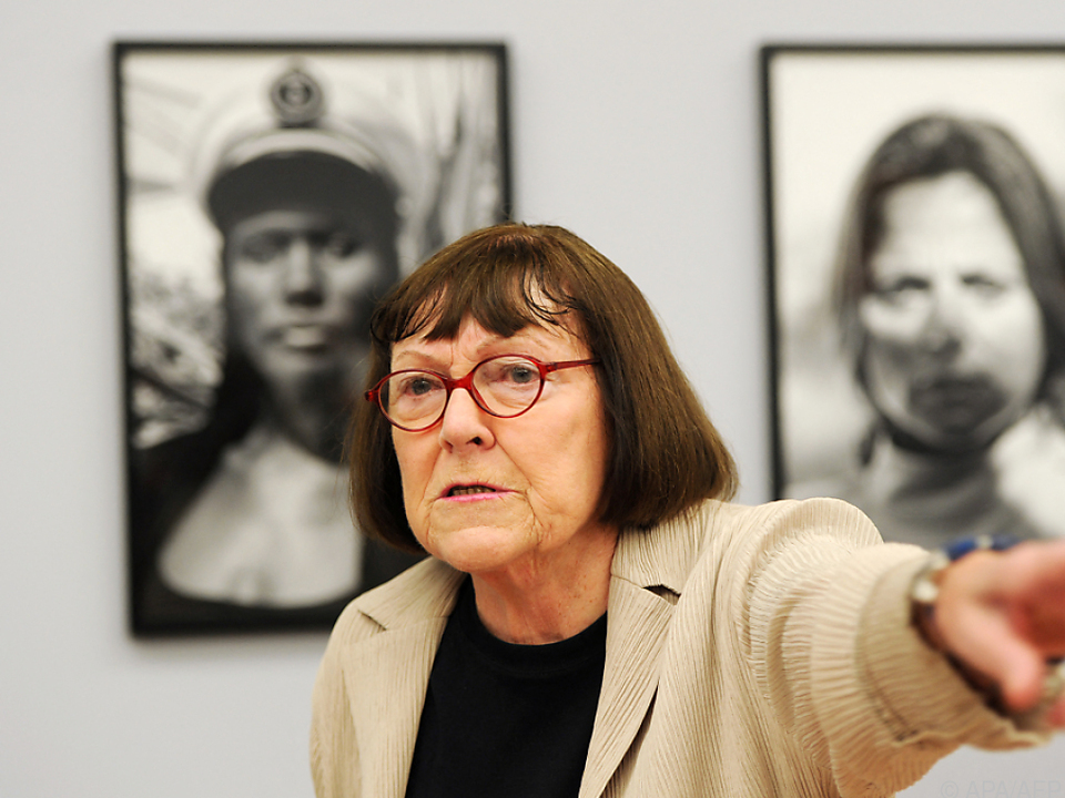 Fotografin Alice Springs gestorben