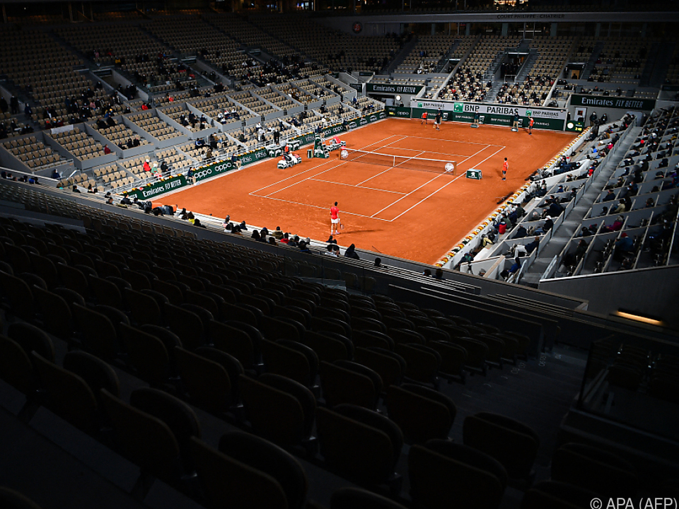 French Open sollen erst am 30. Mai beginnen