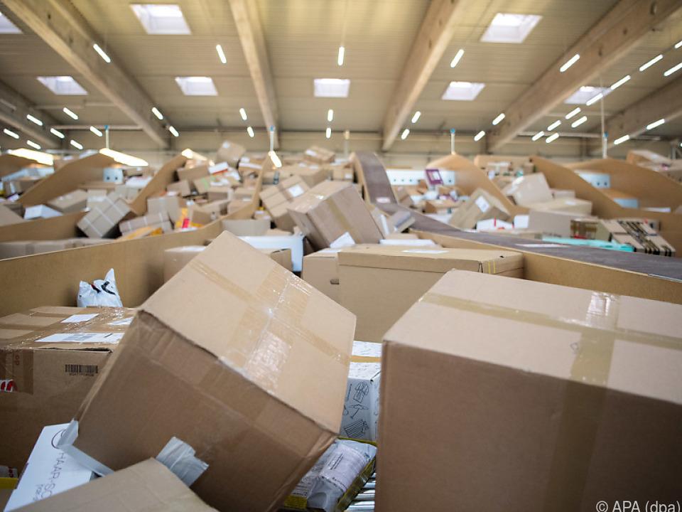 Geschlossene Geschäfte sorgten für Boom im Onlinehandel
