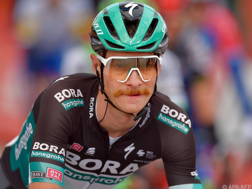 Großschartner gewann Schlussetappe der Tour of the Alps/Archivbild