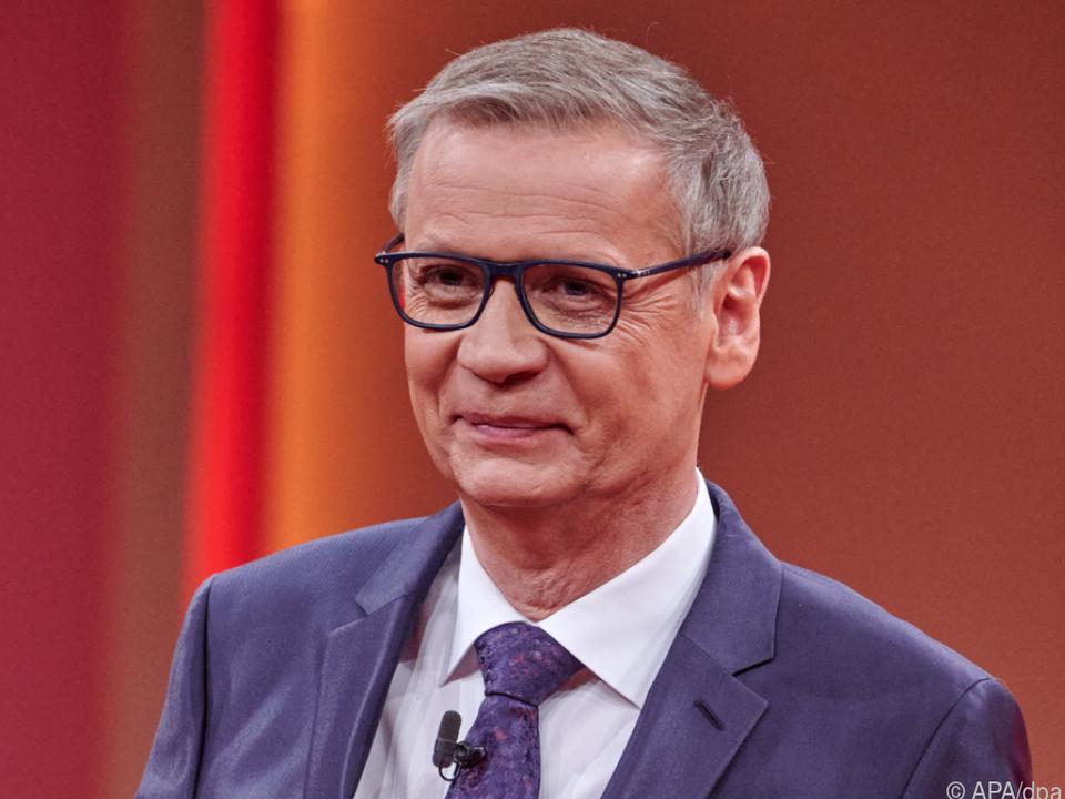 Günther Jauch fehlte bei \