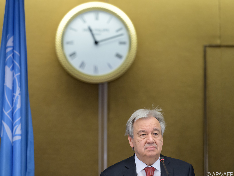 Guterres nicht erster UNO-Vertreter, der in Zypern nicht weiterkommt