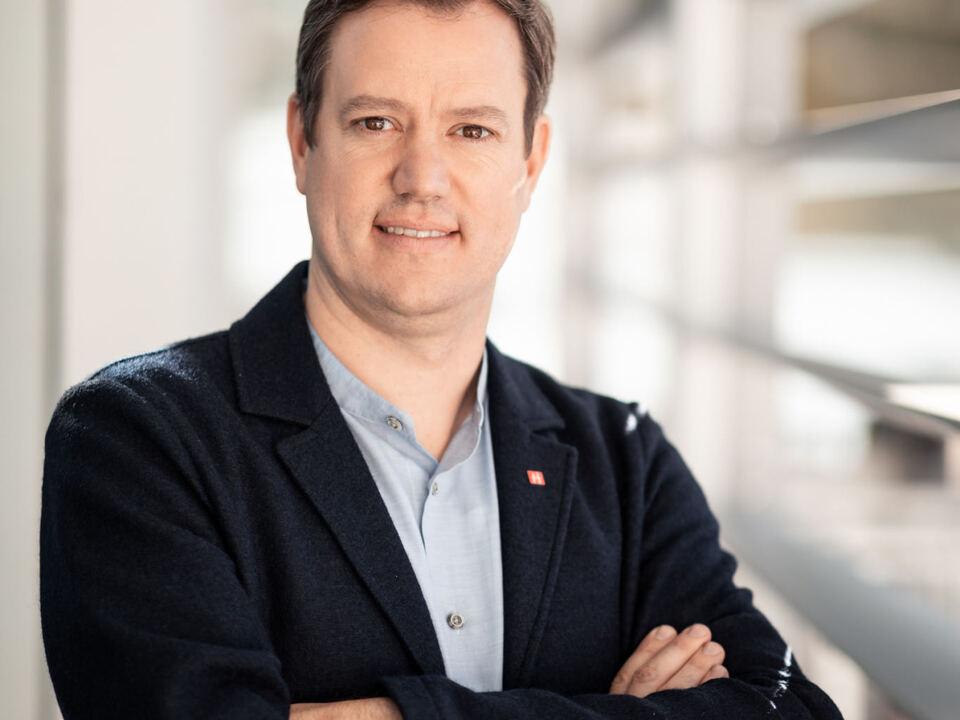 lvh-Präsident Martin Haller