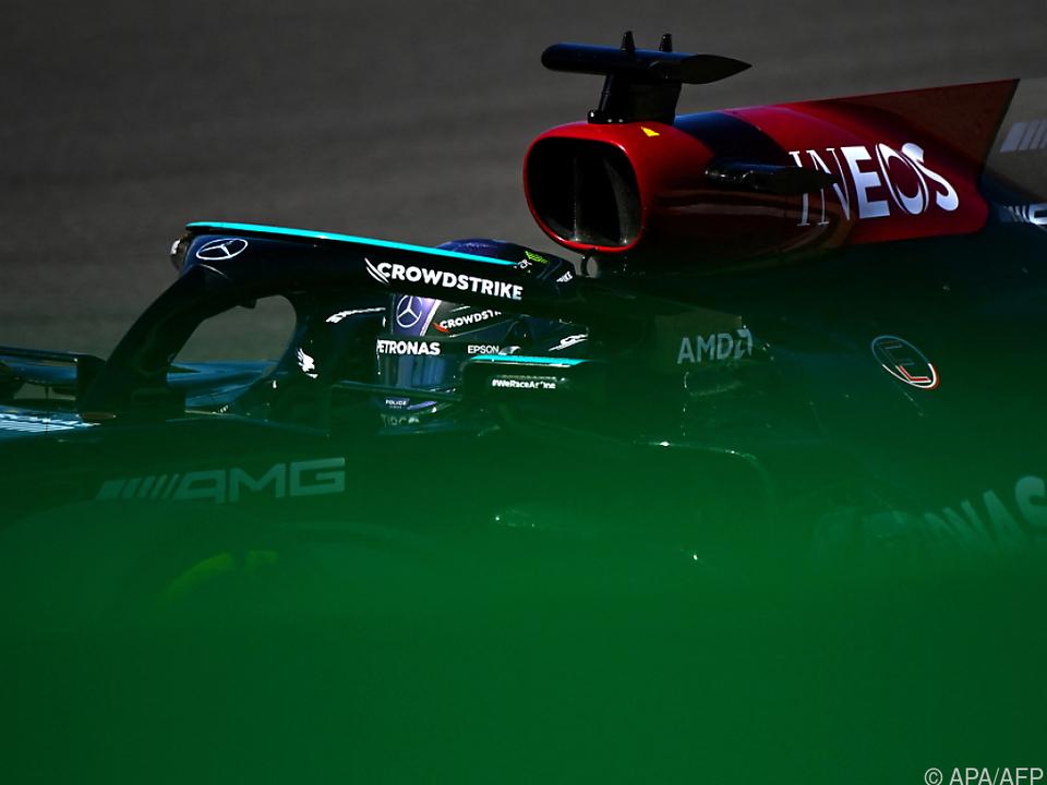 Hamilton gewann das zweite Training in Portugal