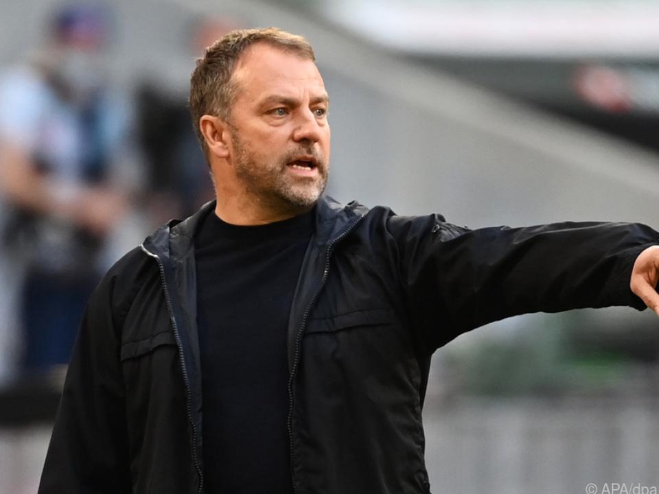 Hansi Flick ist nun der Favorit auf den Posten des DFB-Bundestrainers.