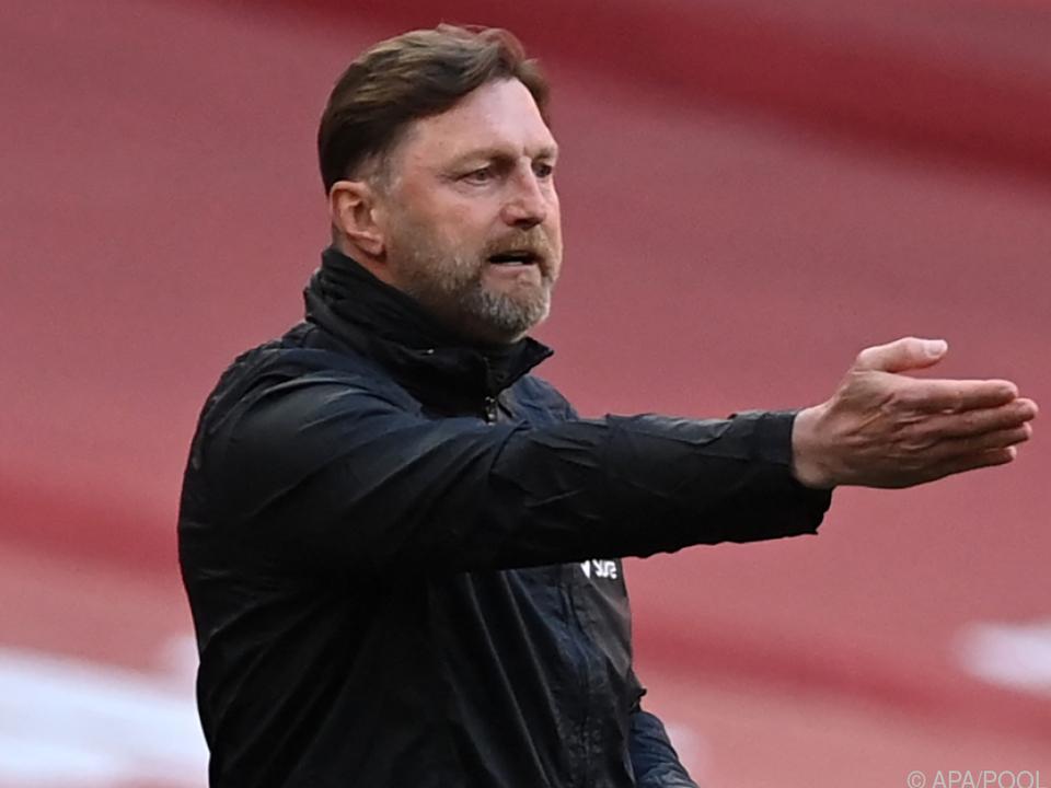 Hasenhüttl holte mit Southampton Remis gegen Leicester