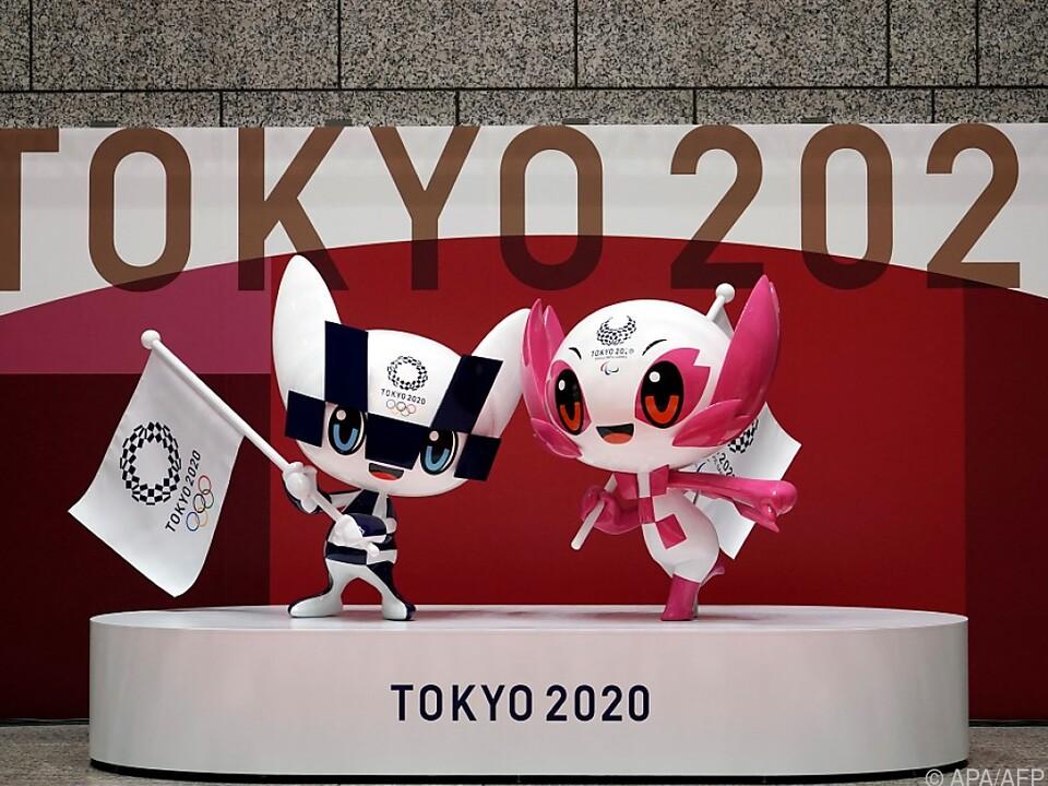 Hinter Tokio-Spielen steht nach wie vor Fragezeichen
