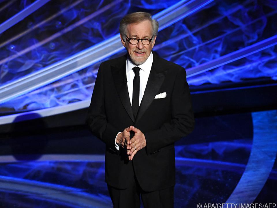 Hollywoodregisseur Steven Spielberg hat ein neues Projekt