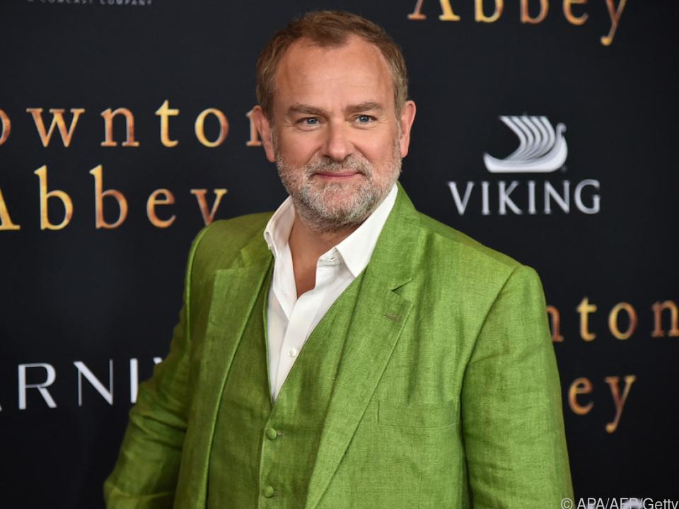 Hugh Bonneville spielt in der Serie eine der Hauptrollen