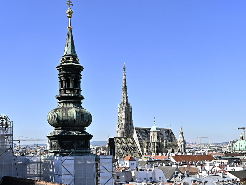 In Wien werden Baubewilligungen aus der Zeit vor Corona abgearbeitet