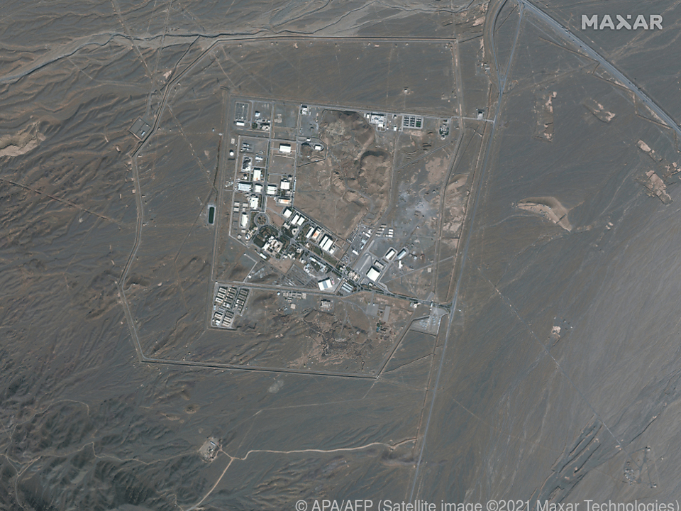 Israel betrachtet iranisches Atomprogramm als ernste Gefahr