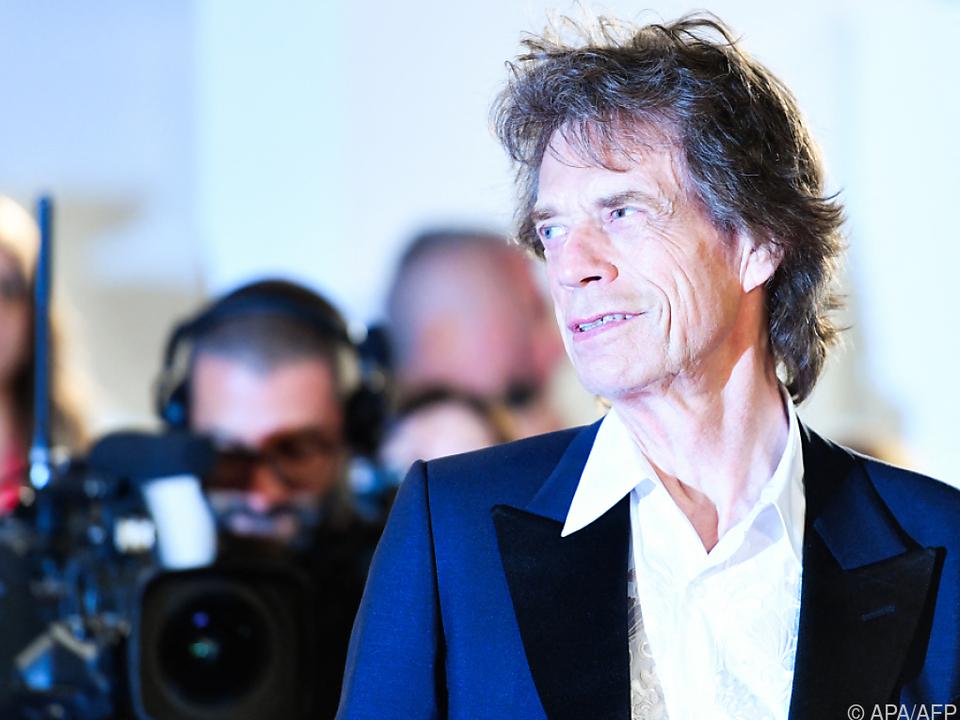 Jagger schrieb den Song während des Lockdowns