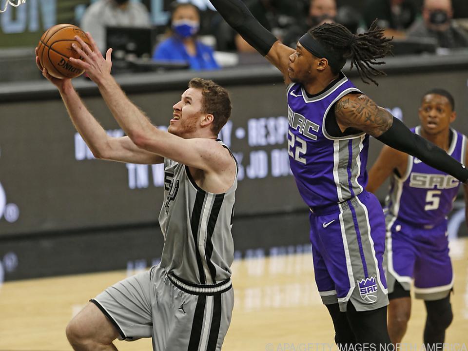 Jakob Pöltl hält bei 20. Double-Doubles in der NBA