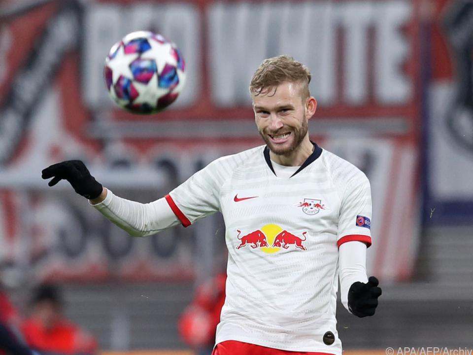 Konrad Laimer nach langer Pause vor Comeback bei Leipzig