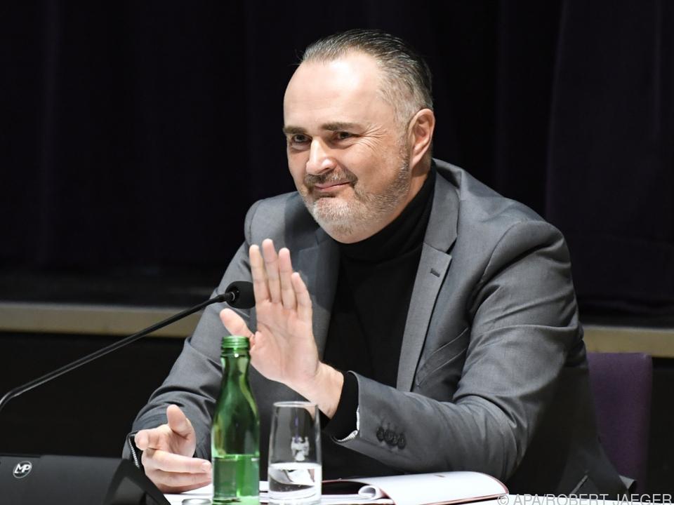 Landeshauptmann Doskozil im Commerzialbank-U-Ausschuss