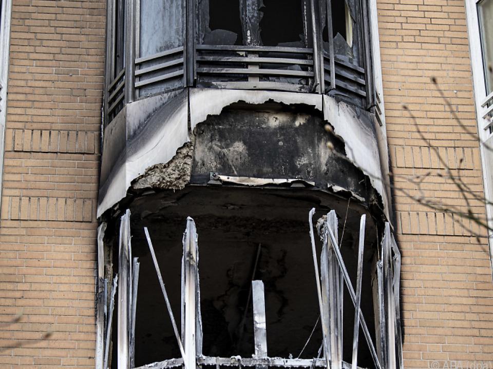 Landeskriminalamt ermittelt zu tödlichem Feuer in Berliner Klinik
