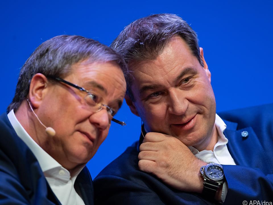 Deutschland - In CDU wächst Druck für schnelle Kanzlerkandidatenkür