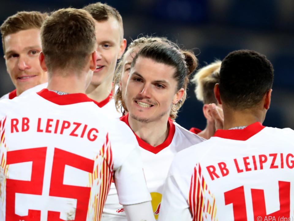 Marcel Sabitzer und Co. vor richtungsweisendem Hit gegen Bayern