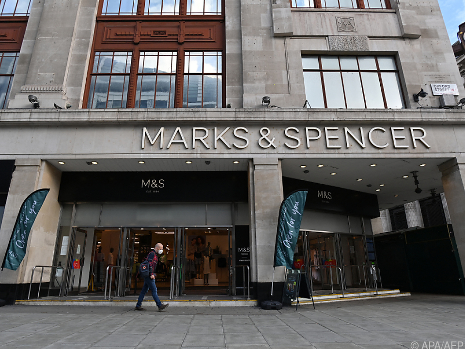 Marks and Spencer will \