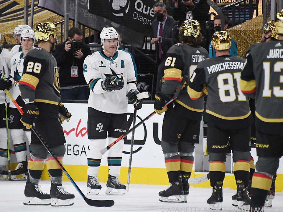 Marleau stieg zum NHL-Rekordspieler auf
