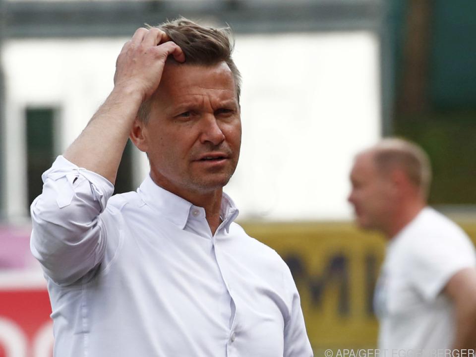 Marsch soll ab dem Sommer Trainer in Leipzig werden