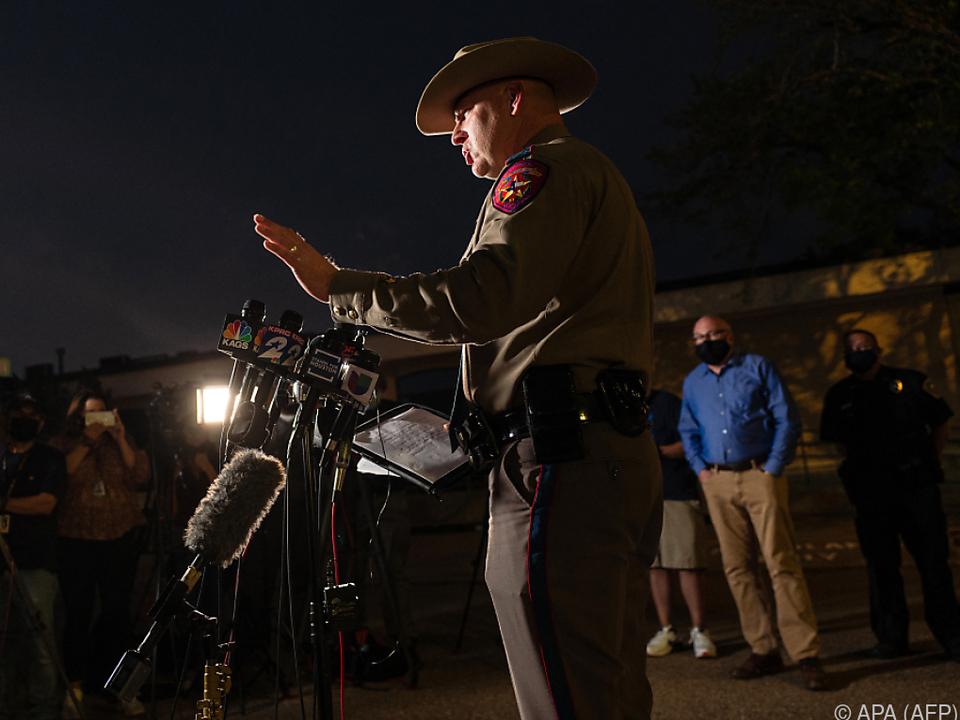 Motiv für die Tat in Texas laut Behörden noch unklar