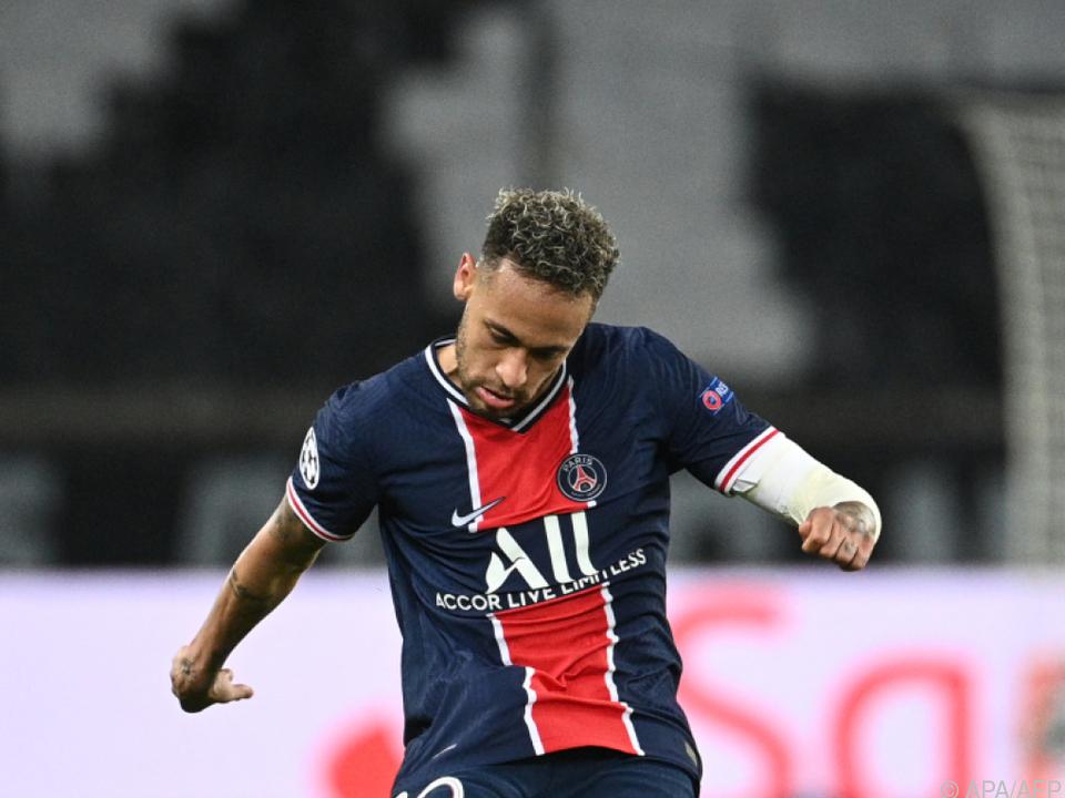 Neymar sah die Schlacht verloren, den Krieg aber noch nicht