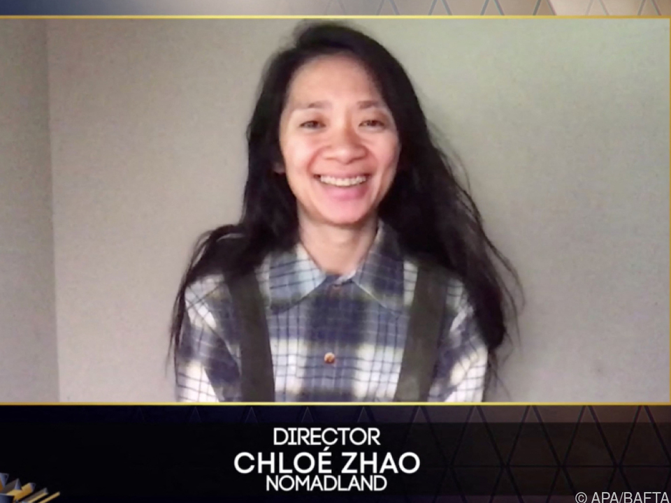 Nomadland-Regisseurin Chloe Zhao räumte erneut ab
