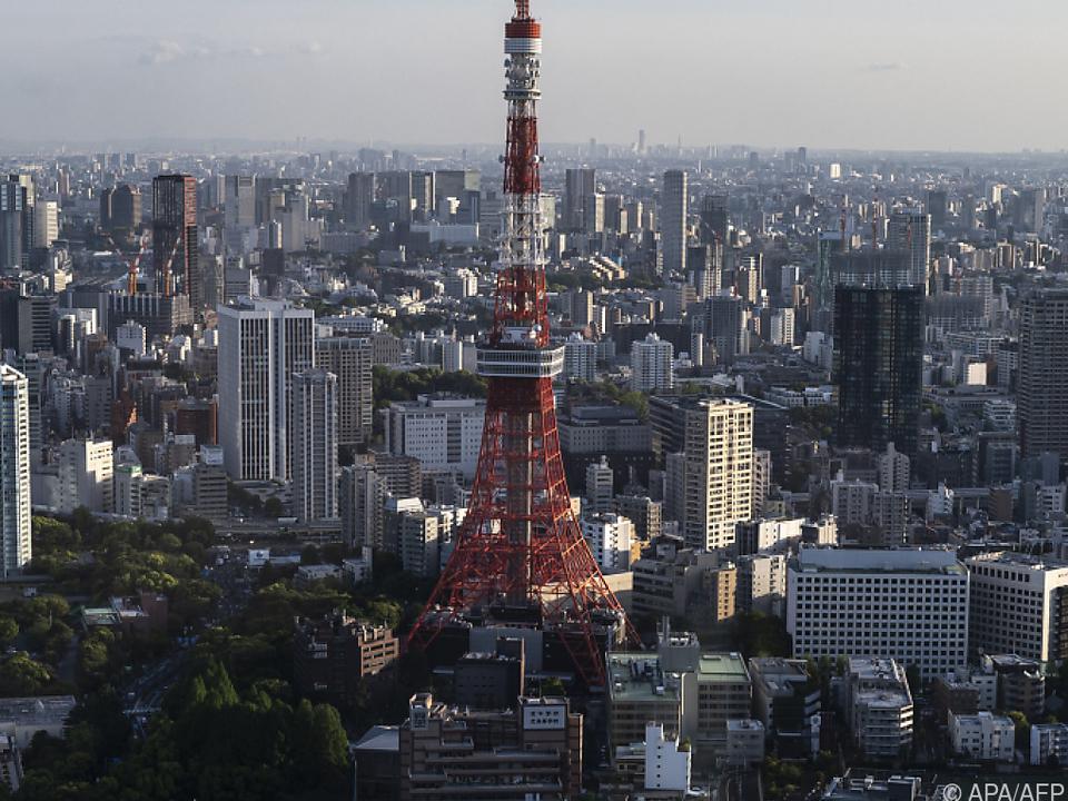 Notstand in Olympiastadt Tokio verhängt